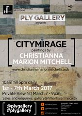 'CITYMIRAGE' by Christianna Marion Mitchell