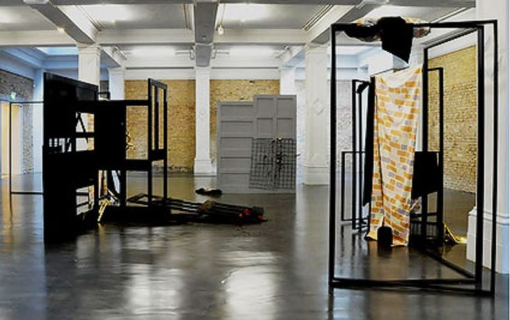 Claire Barclay: Shadow Spans: Image 0