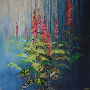 Anna Perlin - Foxgloves