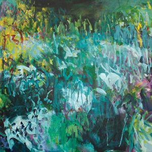 Claire Scott 'Visions of a Walled Garden'