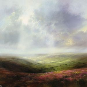 'A Fine Yorkshire Day' by Clare Haley
