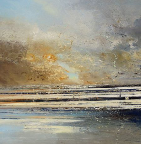 Surface Tension III by Claire Wiltsher