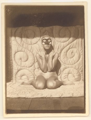 Claude Cahun, Self Portrait, 1928 Courtesy and copyright Jersey Heritage