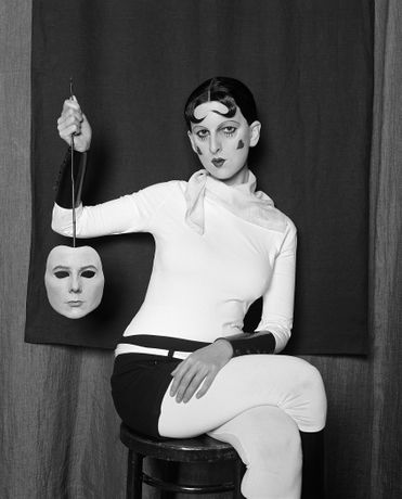 Claude Cahun: Beneath This Mask: Image 1