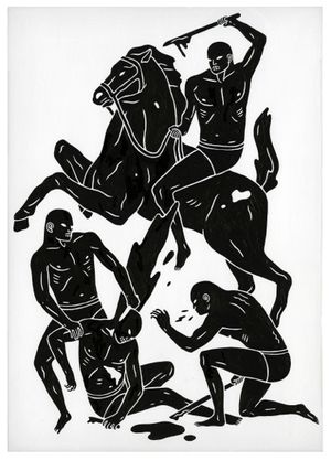 Cleon Peterson 'There Is A War'