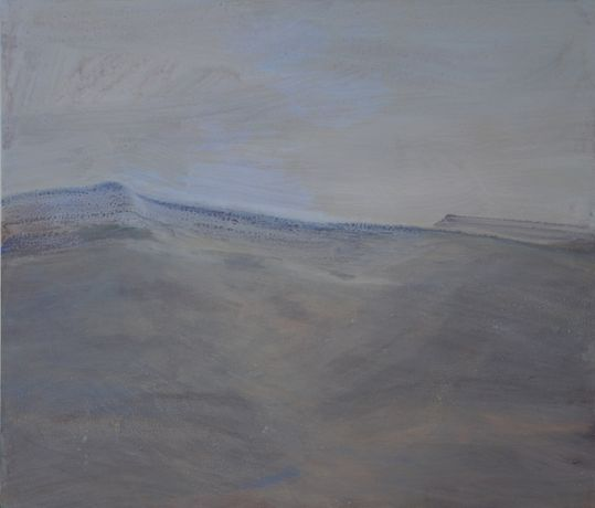 Cliffs Clefts & Horizons, Paintings by Caroline Meynell: Image 2