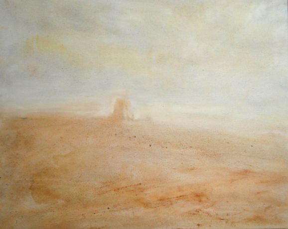 Cliffs Clefts & Horizons, Paintings by Caroline Meynell: Image 1