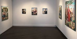 Amy Hill's Young and Innocent Exhibition