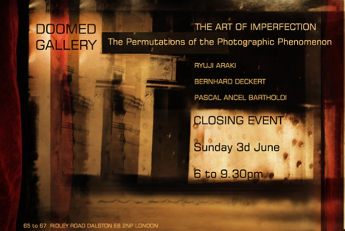 Closing Night of Show: Art of Imperfection: Image 0