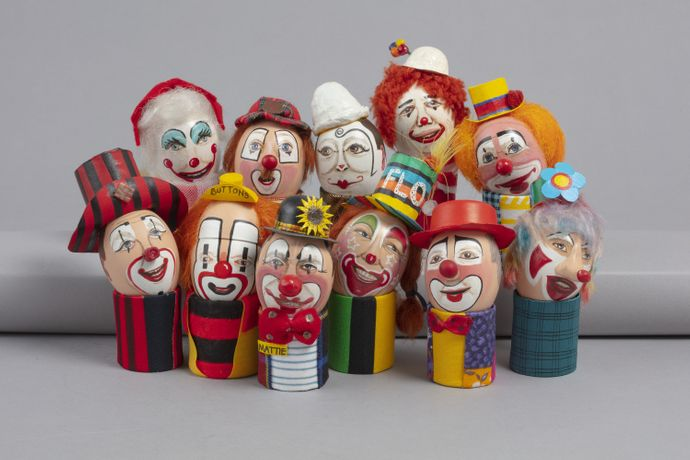 Clowns: The Eggs-hibition: Image 3