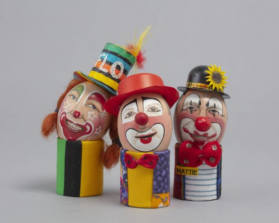 Clowns: The Eggs-hibition: Image 1