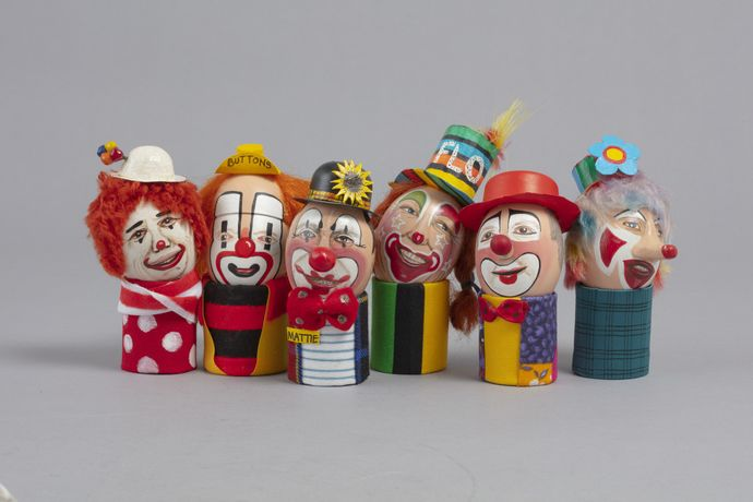 Clowns: The Eggs-hibition: Image 0