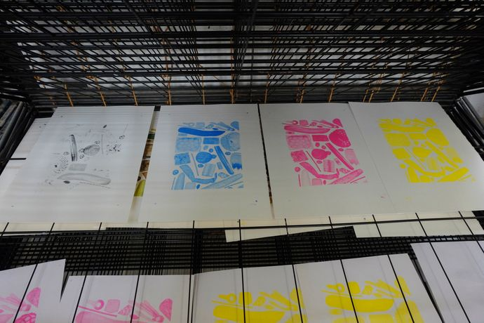 CMYK Screen Printing – Printmaker's Toolkit Session: Image 0