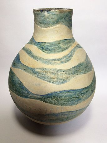 Large vessel by Christine Utley
