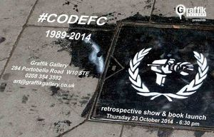 #CODEFC 1989-2014 Book Launch & Retrospective Show