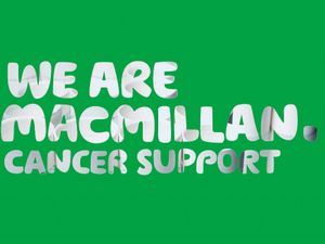 Coffee, Cake and Art for Macmillan Cancer Support