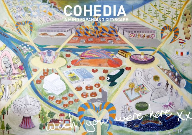 Cohedia...Wish you were here Xx: Image 0