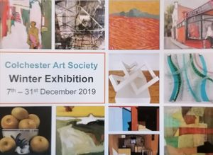 Colchester Art Society Winter Show