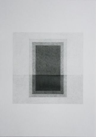 Kay Arne Kirkebø Everything Is Equally Close, 2018, pencil drawing, cm 42x31