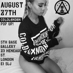 ColdLondon at 5th Base Gallery