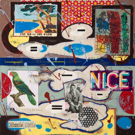 Nice by Colin Brown