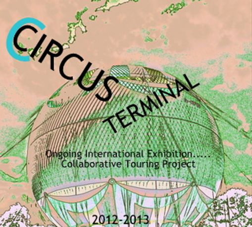 Collaborative LIVE PAINTING & Interactive Open Workshop -mini circus: Image 0