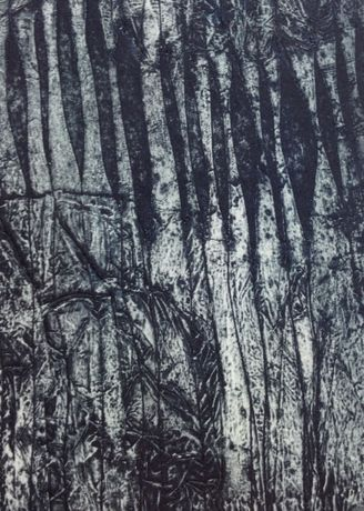 Collagraph and Carborundum Course: Image 1