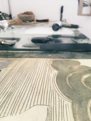 Collagraph - One Week Intensive Course: Image 0