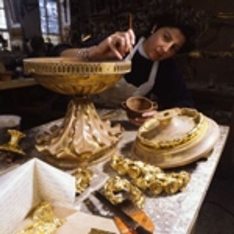 Collections in Focus Workshop: Chippendale, The Art of Gilding: Image 0