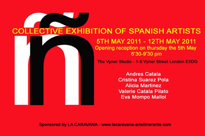 Collective Exhibition of Spanish Artists: Image 0