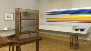 Colour and Line: Turner's Experiments