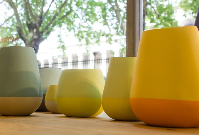 Maria Wojdat vessels | Colour connections