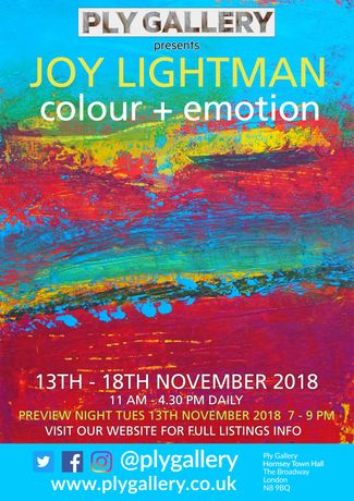 'colour + emotion' by Joy Lightman: Image 3