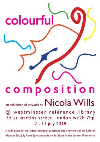Colourful Composition  By Nicola Wills: Image 3