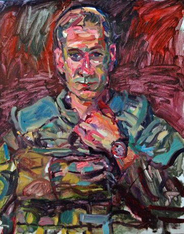 Combat Art - Personal Reflections from Afghanistan: Image 3