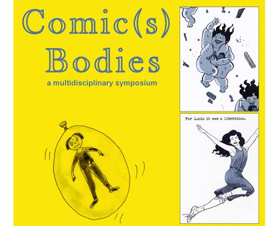 Comic(s) Bodies: Image 0