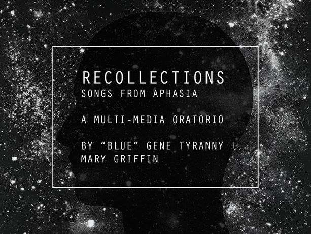 [COMMISSION] Blue Gene Tyranny and Mary Griffin: ReCollections: Songs from Aphasia: Image 0