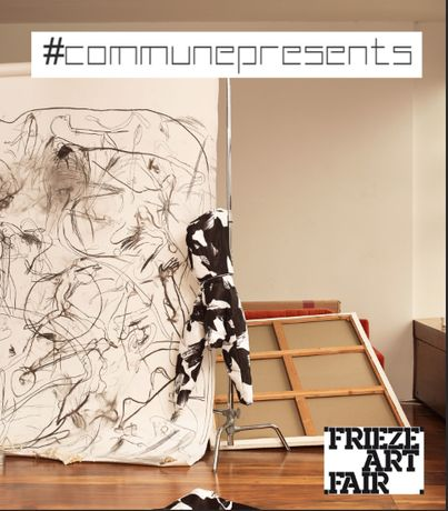 #Communepresents FRIEZE WEEK TAKEOVER: Image 0