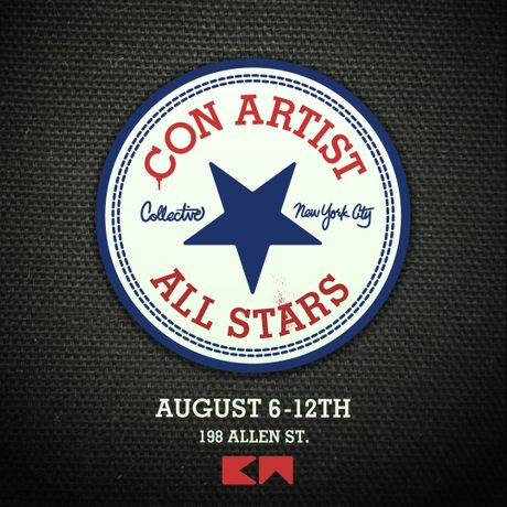 Con Artist Collective: All-Stars at 198 Allen St: Image 0