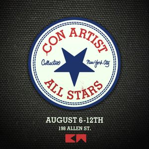 Con Artist Collective: All-Stars at 198 Allen St