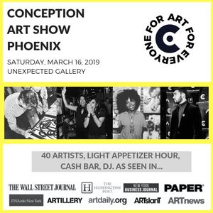 Conception Art Show Phoenix