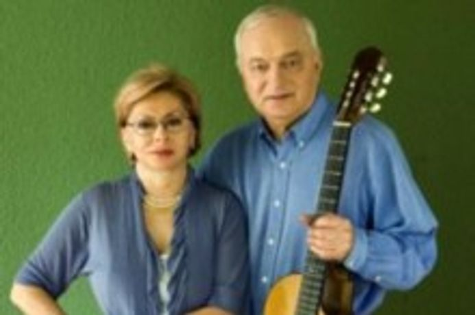 Concert Tatyana and Sergey Nikitin - The Legend of Russian Songwriting Bard Movement: Image 0