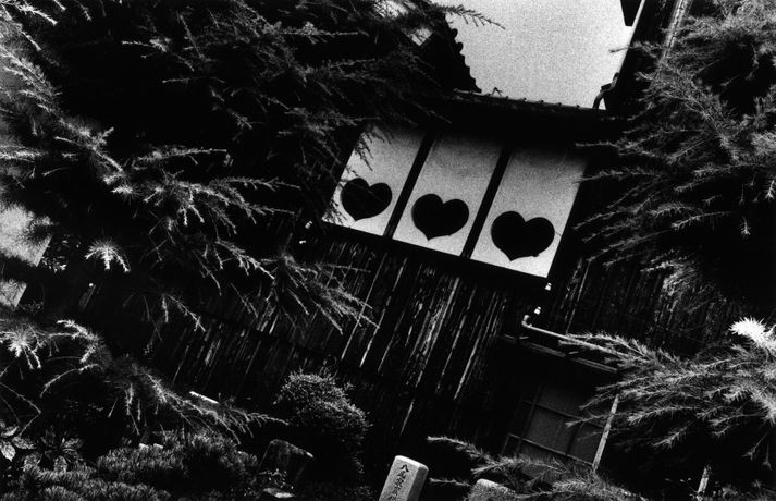 Ishiuchi Miyako, Endless Night #2, 1978-1980, gelatin silver print. Courtesy of the artist and The Third Gallery Aya.