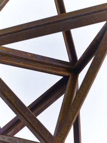 Conrad Shawcross | Inverted Spires and Descendent Folds: Image 0