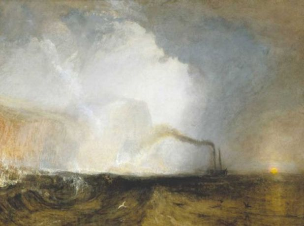 Conservation event: The EY Exhibition: Late Turner — Painting Set Free: Image 0