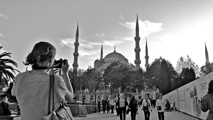 Consuming the Exotic: Young Architect-Tourists in Turkey: Image 0