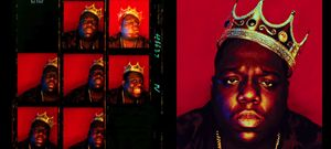 Biggie Smalls, King Of New York, 1997  Photos by: Barron Claiborne