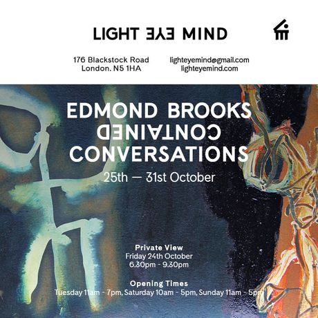 Contained Conversations: Edmond Brooks: Image 0