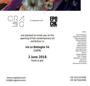 Contemporary art collective by CRAG Gallery