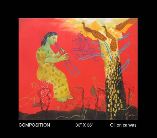 contemporary indian art: Image 0